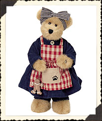 Grannie Annie Wishkabibble Boyds Bear