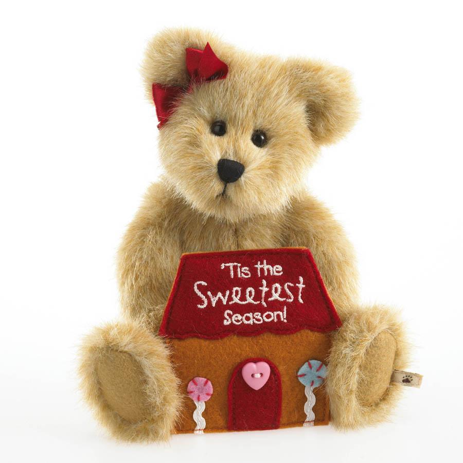 Gumdrop Gingerbeary Boyds Bear