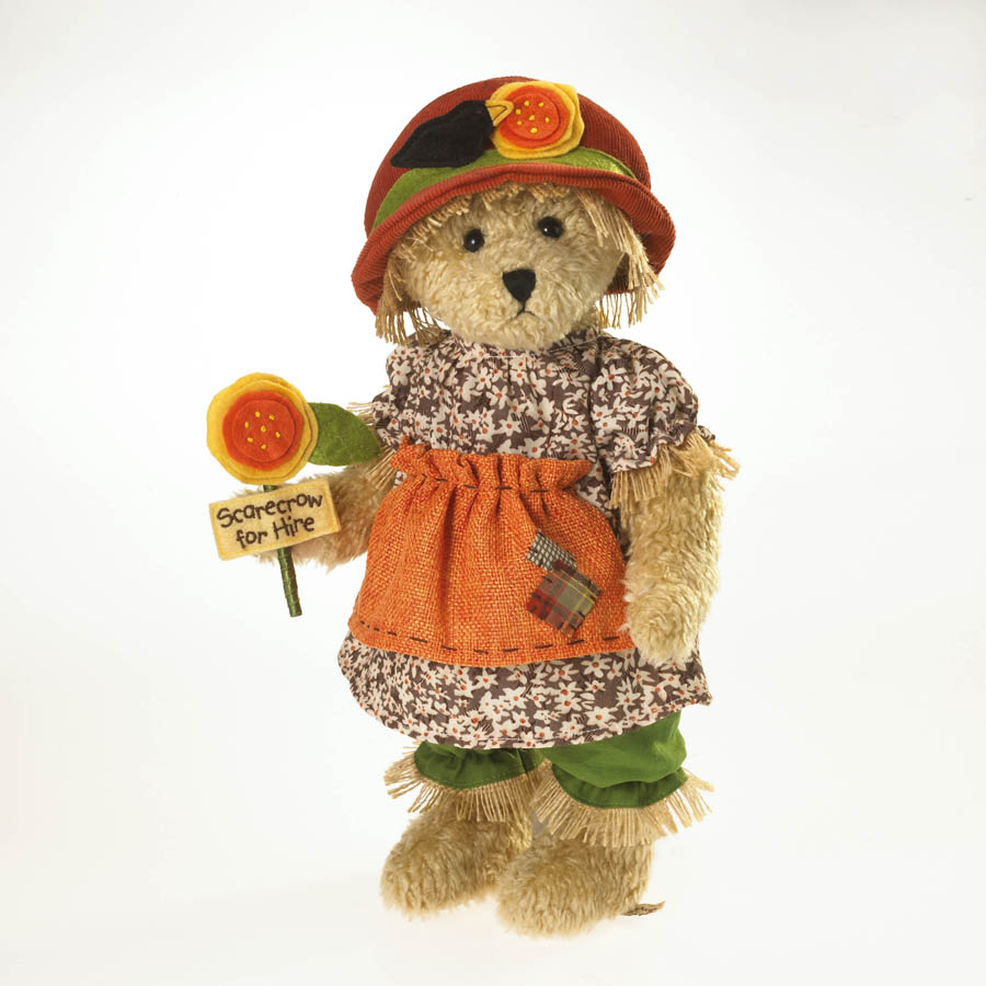 Haley Punkinbeary Boyds Bear