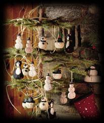 Hanging Pine Tree Boyds Bear