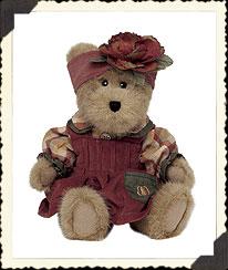 Hannah B. Punkinbeary Boyds Bear
