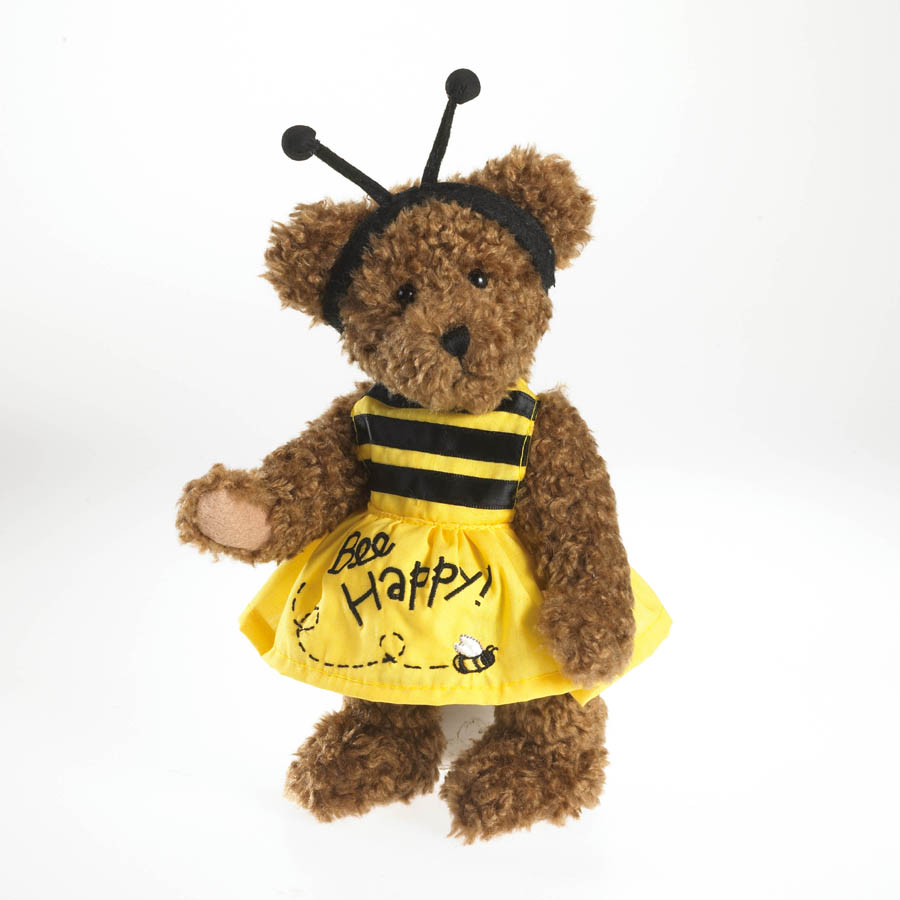 Happy Bee Bear Boyds Bear