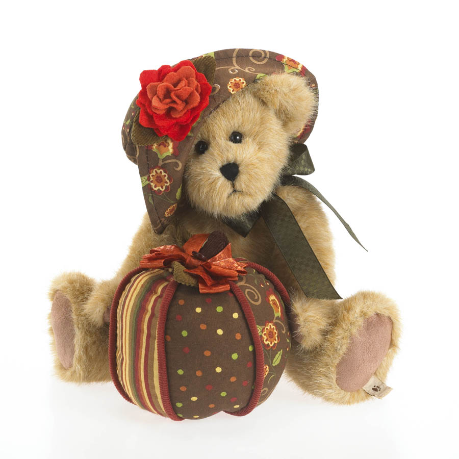 Hattie B. Patchbeary Boyds Bear