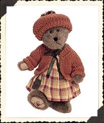 Hazel Q. Punkinbeary Boyds Bear
