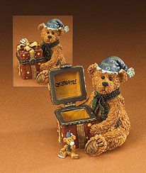 H.b. Bearsley... Celebrate! Boyds Bear