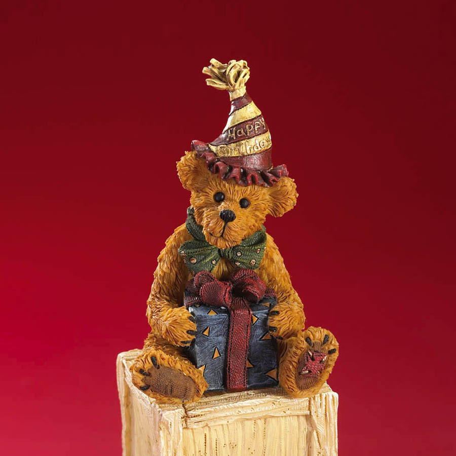 H.b. Mcbearsley Boyds Bear