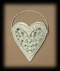 Heart Wall Pocket Boyds Bear