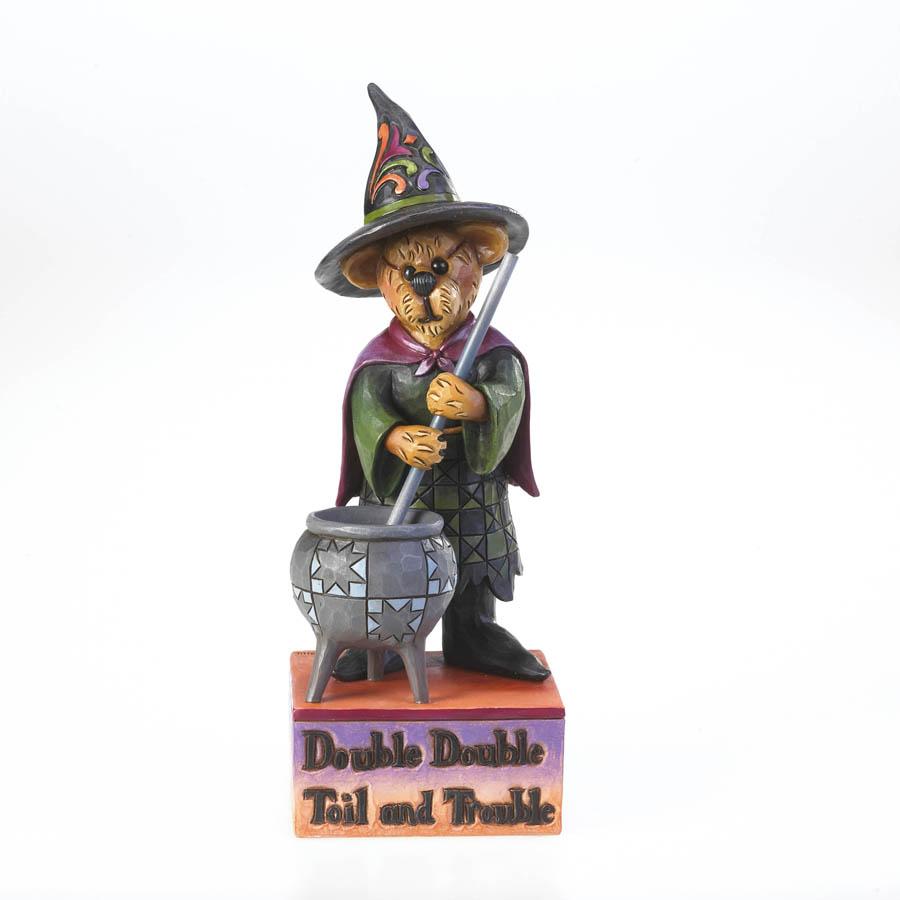 Helga Witchenbeary...  Witch's Brew Boyds Bear
