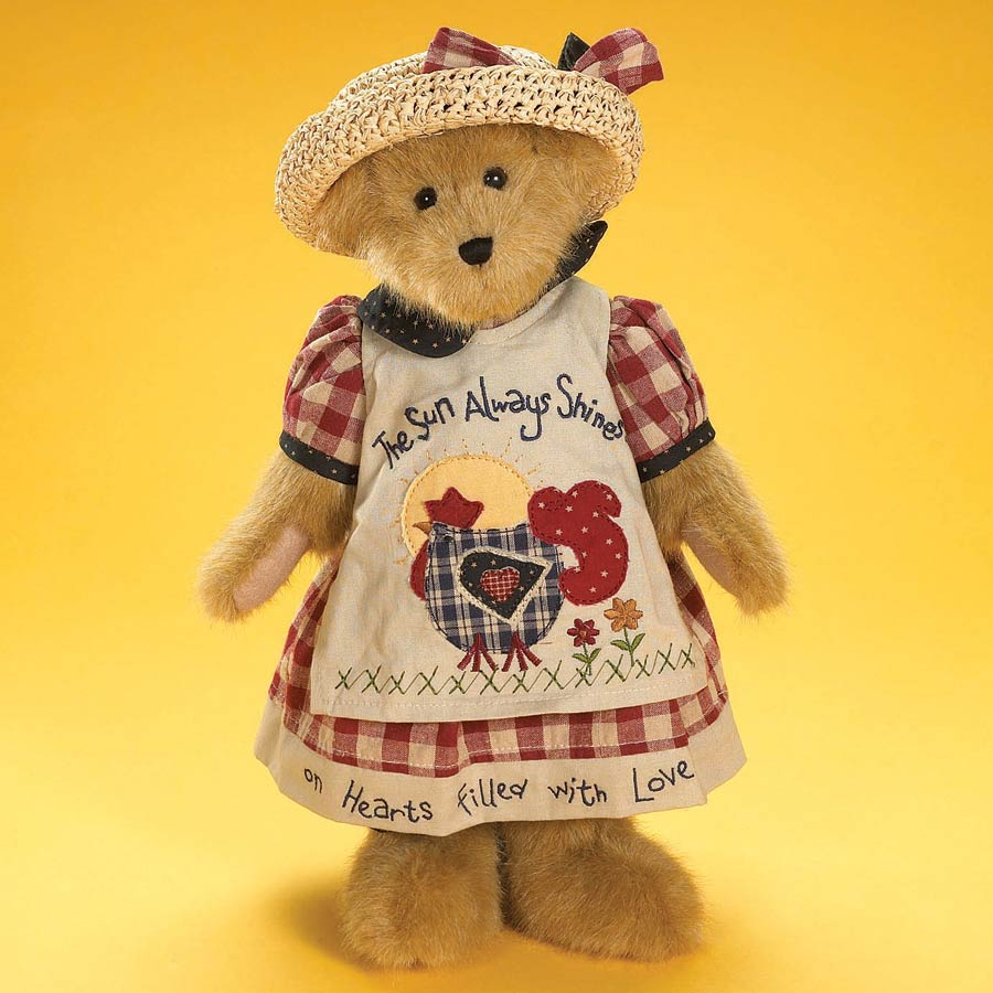 Henrietta Haymaker Boyds Bear