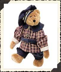 Herbert Henry Jodibear Boyds Bear