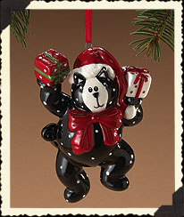 Here Kitty Dancing Kitty Ornament Boyds Bear
