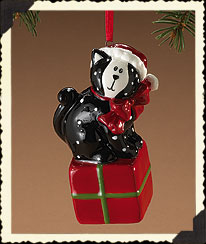 Here Kitty Sitting Kitty Ornament Boyds Bear