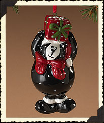 Here Kitty Standing Kitty Ornament Boyds Bear