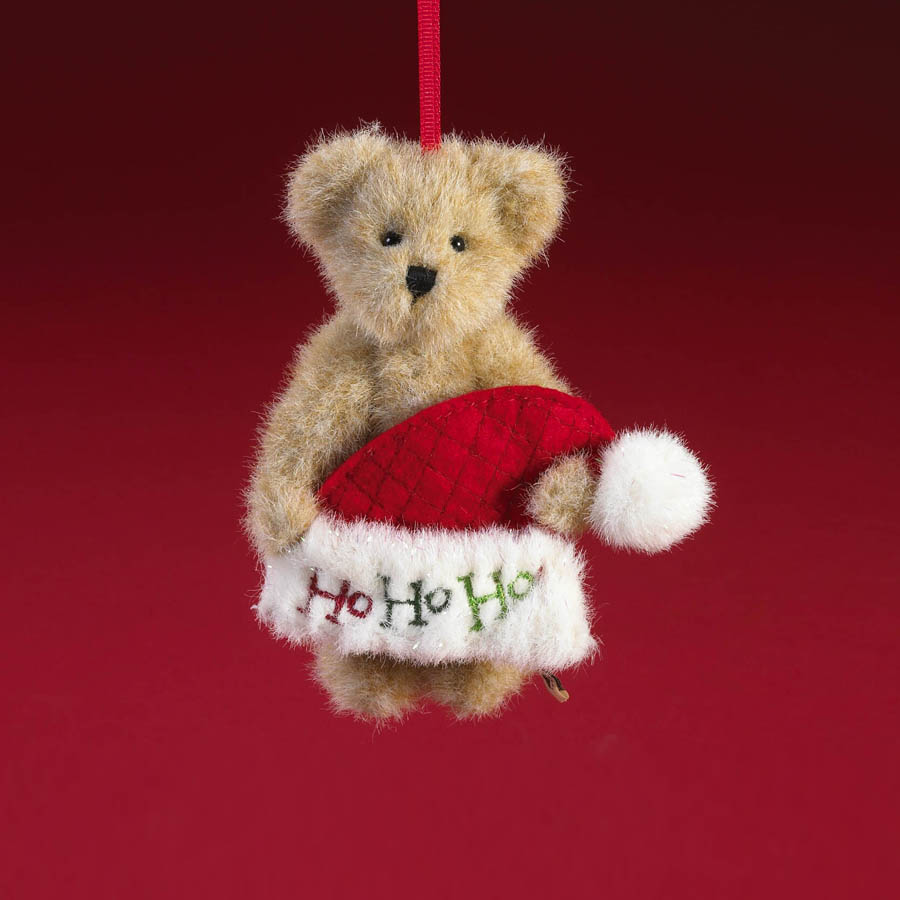 Ho Ho Hollybell Boyds Bear