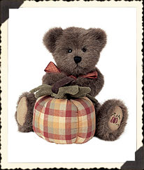 Holden T. Punkinbeary Boyds Bear