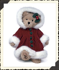Holly B. Kringlebeary Boyds Bear
