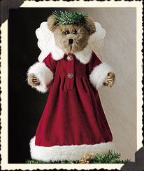 Holly Beary Boyds Bear