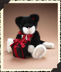 Holly D. Herekitty Boyds Bear