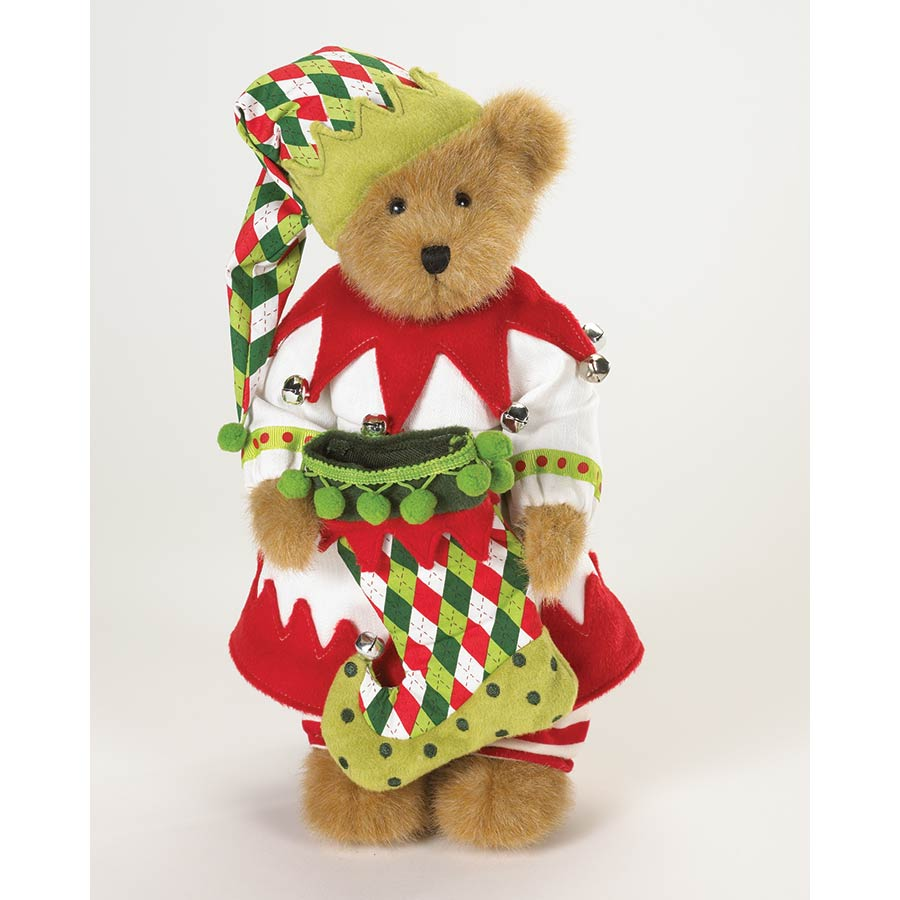 Holly-jolly Polly Boyds Bear