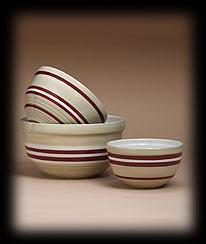 Homespun Nested Bowls Boyds Bear