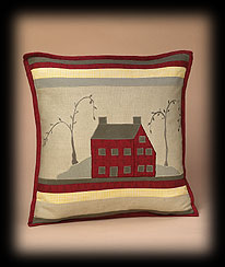 Homestead Cushion Cover Boyds Bear