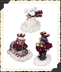 Hoofer Hall Reindeer Dormitory Folks Boyds Bear