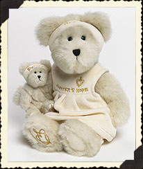 Hope & A. Future Boyds Bear