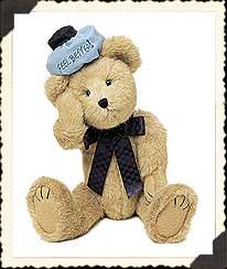 Hopin' U. Feelbetta Boyds Bear