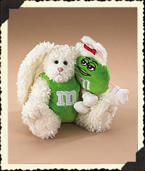 Hoppity With Green Boyds Bear