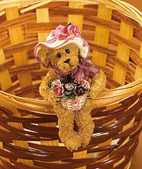 Horizon Of Hope Basketsitter 2008 Boyds Bear