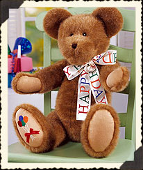 H.p. Beeday Boyds Bear