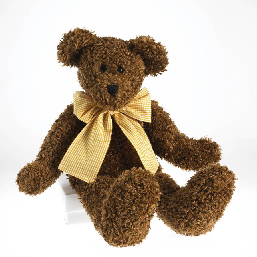 Huckle Bearyman Boyds Bear