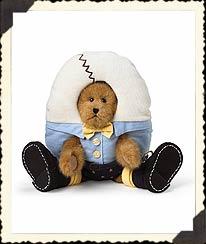 Humpy Dumpy Boyds Bear