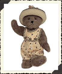 Hunnie Z. Beezley Boyds Bear