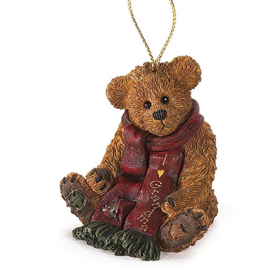 I Love Grandma Boyds Bear