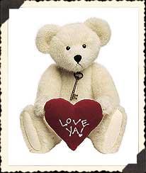 I. Luvyalots Boyds Bear