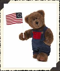 Ike Glorybear Boyds Bear