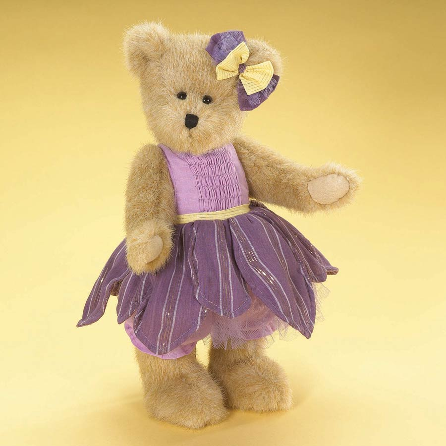 Iris Bearybloom Boyds Bear
