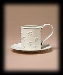 Ivory Tea Light Boyds Bear