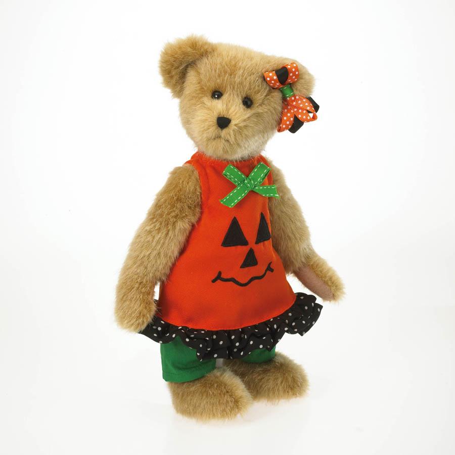 Jackie Punkinbeary Boyds Bear