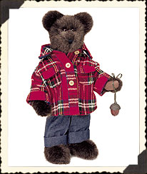 Jacob Wishkabibble Boyds Bear