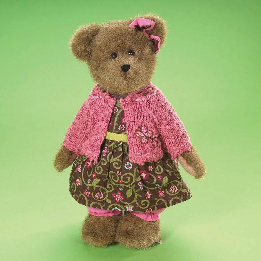 Jasmine Flutterlee Boyds Bear