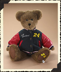 Jeff Gordon #24 Boyds Bear