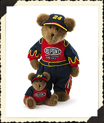 Jeff Gordon Armature Bear Boyds Bear