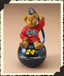 Jeff Gordon Ornament Ball Boyds Bear