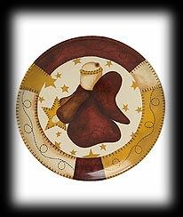 Jessica Decorative Plate Boyds Bear