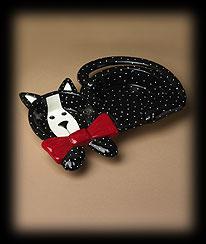 Jigsaw Kitty Dish Boyds Bear