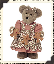 Jilian G. Gingerbeary Boyds Bear