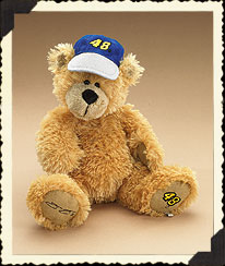 Jimmie Johnson #48 Boyds Bear