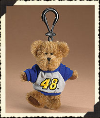 Jimmie Johnson Boyds Bear